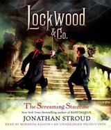 The Screaming Staircase | Jonathan Stroud |