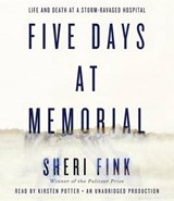 Five Days at Memorial | Sheri Fink |
