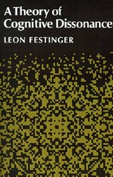 Theory of Cognitive Dissonance | Festinger Leon |