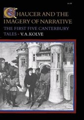 Chaucer and the Imagery of Narrative