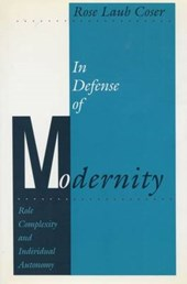 In Defense of Modernity