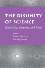 The Disunity of Science |  |