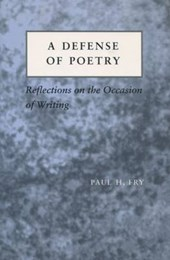 A Defense of Poetry | Paul H. Fry |