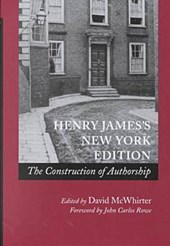 Henry Jamesas New York Edition