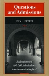 Questions and Admissions | Jean H. Fetter |