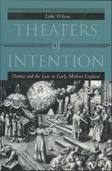Theaters of Intention | Luke Wilson |