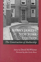 Henry Jamesas New York Edition |  |