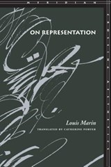 On Representation | Louis Marin |