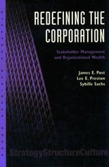 Redefining the Corporation | James E. Post |