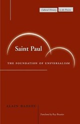 Saint Paul | Alain Badiou |