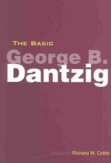 The Basic George B. Dantzig | auteur onbekend |