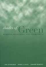 Shades of Green | Robert A. Kagan |