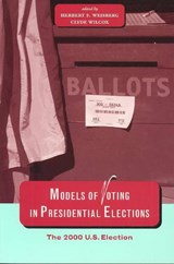 Models of Voting in Presidential Elections | auteur onbekend |