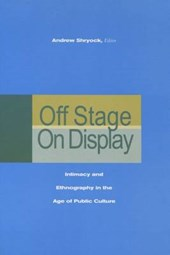 Off Stage/On Display