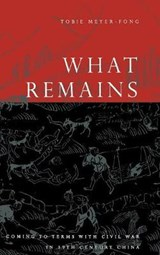 What Remains | Tobie Meyer-fong |