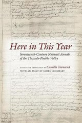 Here in This Year | TOWNSEND,  Camilla |