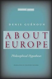 About Europe | Denis Guenoun |