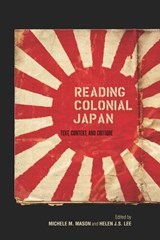 Reading Colonial Japan | auteur onbekend |