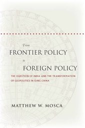 From Frontier Policy to Foreign Policy
