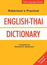 Robertson's Practical English-Thai Dictionary | Richard G. Robertson |