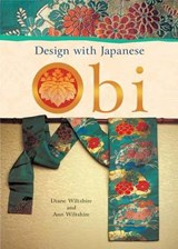 Design with Japanese Obi | Diane Wiltshire |