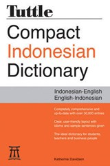 Tuttle Compact Indonesian Dictionary | Katherine Davidsen |