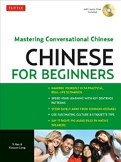 Chinese for beginners - incl. audio cd