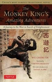 The Monkey King's Amazing Adventures