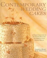 Contemporary Wedding Cakes | Nadene Hurst |