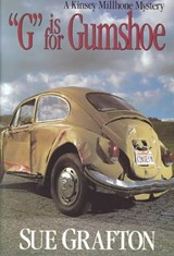 G Is for Gumshoe | Sue Grafton |