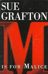 M Is for Malice | Sue Grafton |