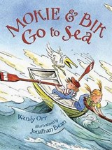 Mokie & Bik Go to Sea | Wendy Orr |