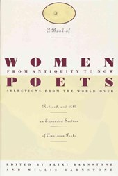 A Book of Women Poets from Antiquity to Now |  |