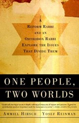 One People, Two Worlds | Ammiel Hirsch |
