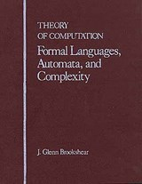 Theory of Computation | J. Glenn Brookshear |