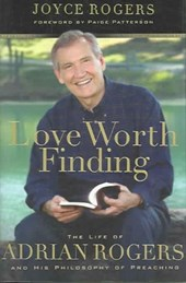 Love Worth Finding | Dr Paige Patterson |