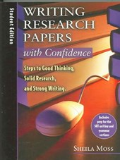 Writing Research Papers with Confidence