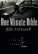 One Minute Bible for Starters | Lawrence Kimbrough |