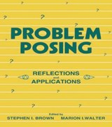 Problem Posing | Phillip Brown |