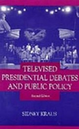 Televised Presidential Debates and Public Policy | Sidney Kraus |