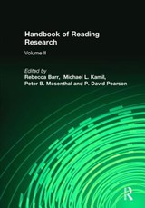 Handbook of Reading Research, Volume II |  |