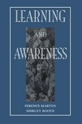Learning and Awareness | Marton, Ference ; Booth, Shirley |