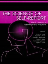The Science of Self-Report | Trevor Ed. Stone |