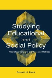 Studying Educational and Social Policy Making