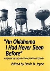 Oklahoma I Had Never Seen Before
