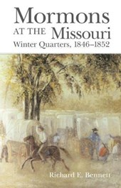 Mormons at the Missouri