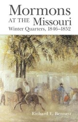 Mormons at the Missouri | Richard Edmond Bennett |