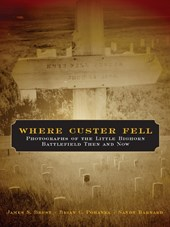 Where Custer Fell