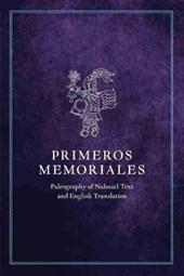 Primeros Memoriales