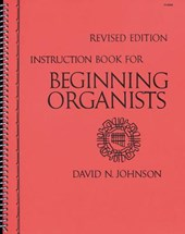 Instruction Bk Beginning Organ